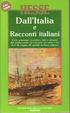 Cover of Dall'Italia e racconti italiani