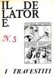 Cover of Il delatore n. 5
