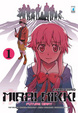 Cover of Mirai Nikki vol. 1