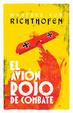 Cover of El avión rojo de combate