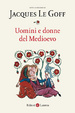 Cover of Uomini e donne del Medioevo