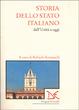 Cover of Storia dello Stato italiano dall'Unità a oggi