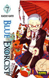 Cover of Blue Exorcist #7