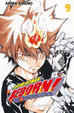 Cover of Tutor Hitman Reborn! #9