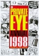 Cover of The Private Eye Annual 1998