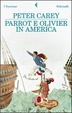 Cover of Parrot e Olivier in America