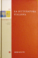 Cover of La letteratura italiana - Volume 20