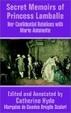 Cover of Secret Memoirs of Princess Lamballe