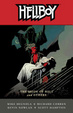 Cover of Hellboy