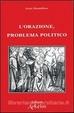 Cover of L'orazione problema politico