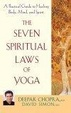 Cover of The Seven Spiritual Laws of Yoga