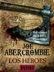 Cover of Los héroes