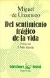 Cover of del Sentimiento Tragico de La Vida