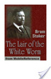 Cover of The Lair of the White Worm