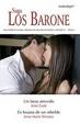 Cover of Un beso atrevido; En brazos de un rebelde