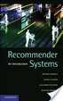 Cover of Recommender Systems