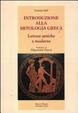 Cover of Introduzione alla mitologia greca