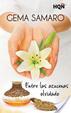 Cover of Entre las azucenas olvidado