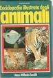 Cover of Enciclopedia illustrata degli animali