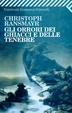 Cover of Gli orrori dei ghiacci e delle tenebre