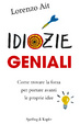 Cover of Idiozie geniali