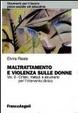 Cover of Maltrattamento e violenza sulle donne