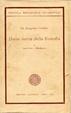Cover of Breve storia della filosofia