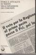 Cover of Storia e attualità di Trieste nelle riflessioni dei comunisti