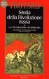 Cover of Storia della Rivoluzione russa I