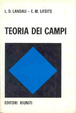 Cover of Teoria dei campi