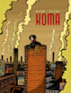 Cover of Koma vol. 1