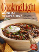 Cover of Cooking Light Annual Recipes