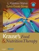 Cover of Krause's Food & Nutrition Therapy