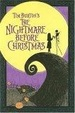 Cover of Tim Burton's the Nightmare Before Christmas