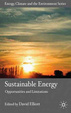 Cover of Sustainable Energy