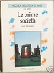 Cover of Le prime società