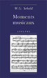 Cover of Moments musicaux