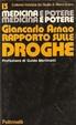 Cover of Rapporto sulle droghe