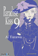 Cover of Paradise Kiss, nº9