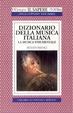 Cover of Dizionario della musica italiana