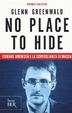 Cover of No Place to Hide - Sotto controllo