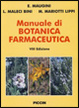 Cover of Manuale di botanica farmaceutica