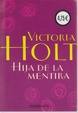 Cover of Hija de la mentira