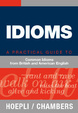 Cover of Idioms