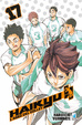 Cover of Haikyu!! vol. 17