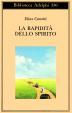 Cover of La rapidità dello spirito