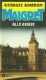 Cover of Maigret alle assise