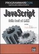 Cover of Programmare con JavaScript