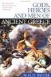 Cover of Gods, Heroes and Men of Ancient Greece