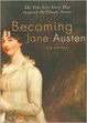 Cover of Becoming Jane Austen